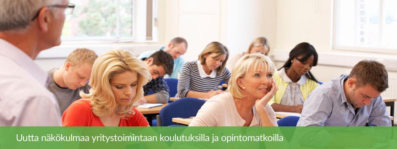 TESO ry:n koulutukset